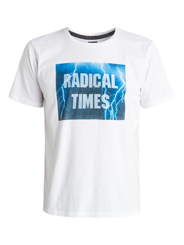 0 Radical Storm - T-shirt  EQYZT03363 Quiksilver