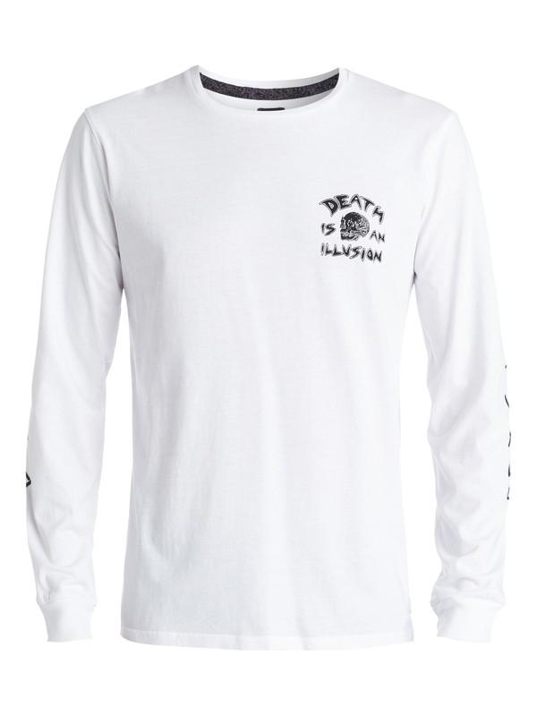 0 Illusion - T-shirt manches longues  EQYZT03375 Quiksilver