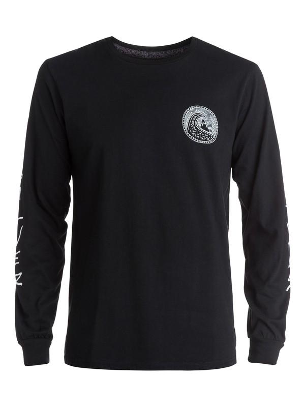 0 Dark Rituals - T-shirt manches longues  EQYZT03376 Quiksilver