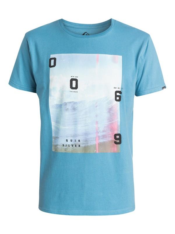 0 Organic MW Mix Up - T-shirt  EQYZT03381 Quiksilver