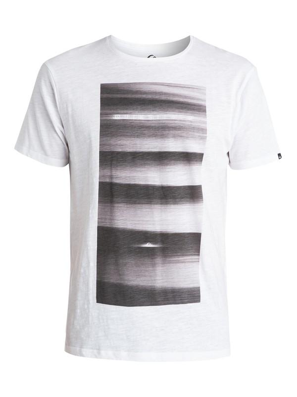 0 Slub Where You'd Rather Be - T-shirt  EQYZT03392 Quiksilver