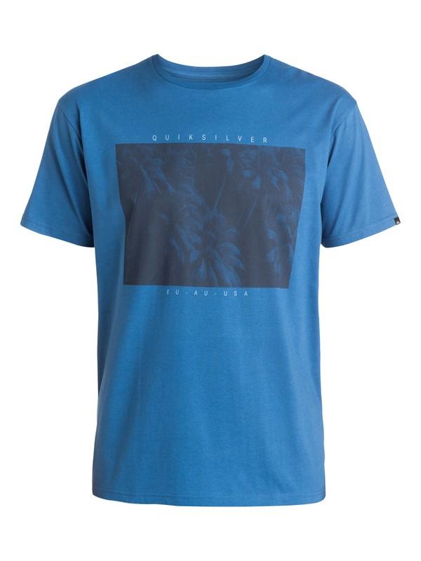 0 Classic Palm Pop - T-shirt  EQYZT03420 Quiksilver