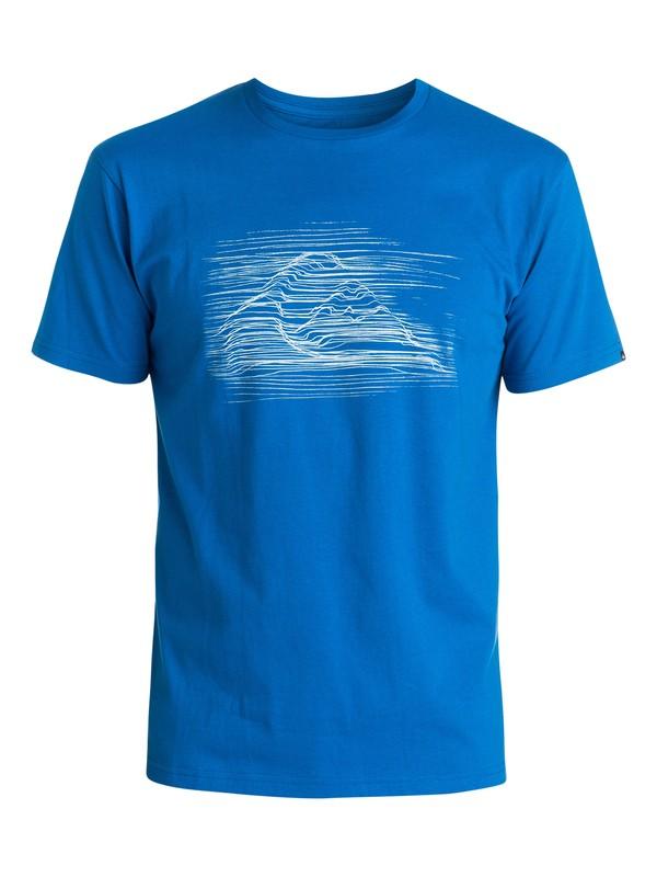 0 Classic Corichter - T-shirt  EQYZT03428 Quiksilver