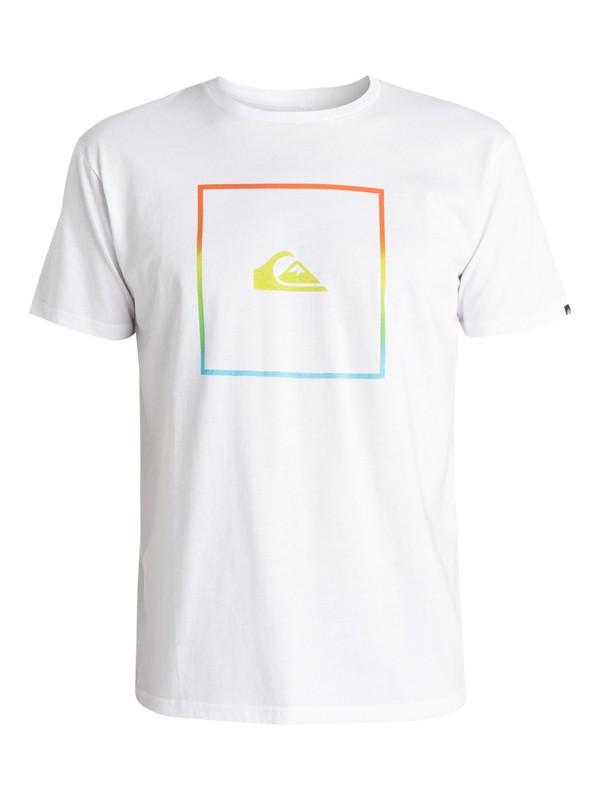0 Classic Shut Up And Surf - T-shirt  EQYZT03429 Quiksilver