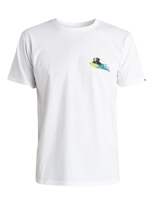 0 Classic The Reaper - T-shirt  EQYZT03433 Quiksilver