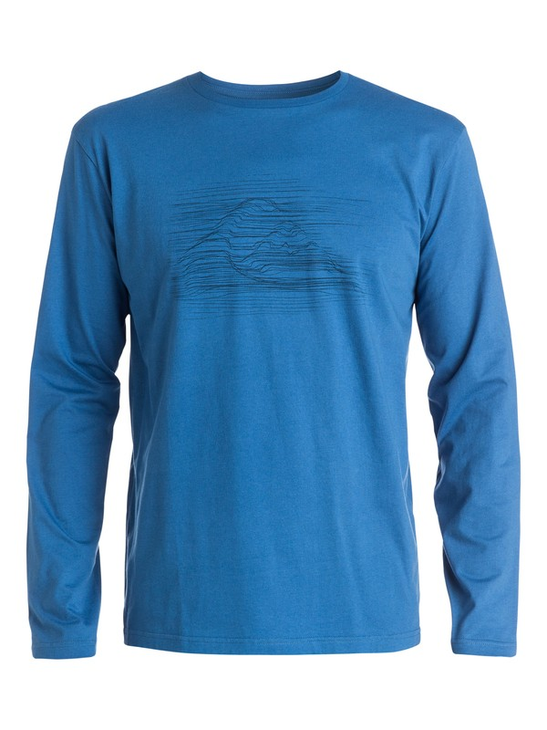 0 Classic Coritcher - T-shirt manches longues  EQYZT03436 Quiksilver