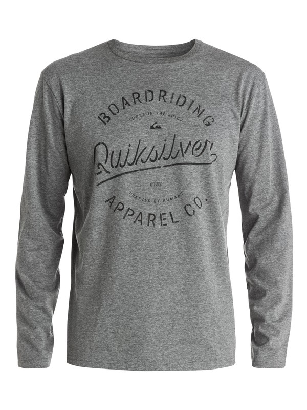 0 Classic Rhino Chaser - T-shirt manches longues  EQYZT03438 Quiksilver