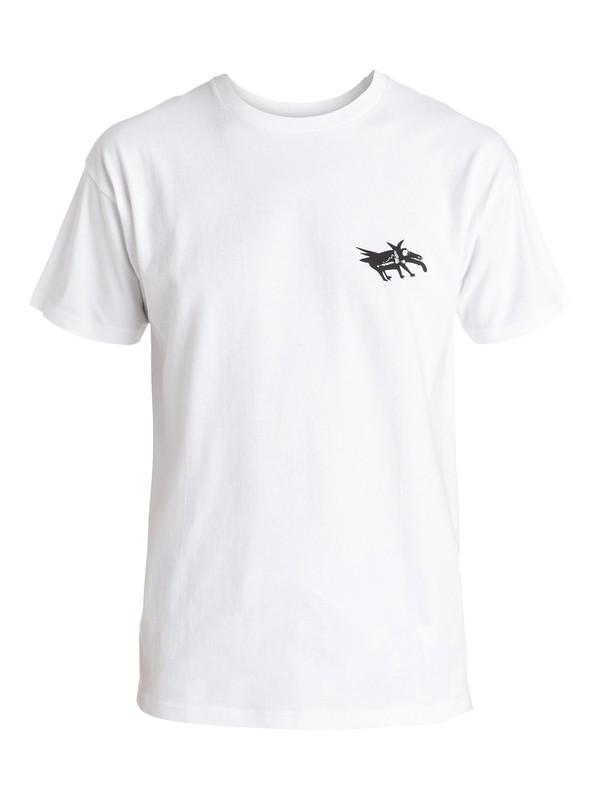 0 Classy - T-shirt collaboration Quiksilver X Julien David  EQYZT03488 Quiksilver