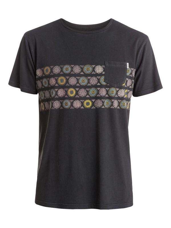0 Band Width Premium Fit T-Shirt  EQYZT03511 Quiksilver