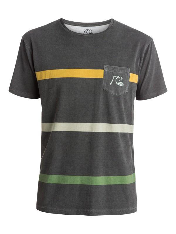 0 Trois Premium Fit T-Shirt  EQYZT03512 Quiksilver