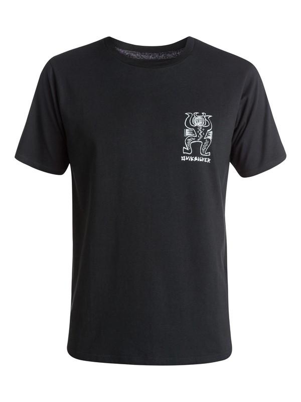 0 Dark Mountain Premium Fit T-Shirt  EQYZT03524 Quiksilver