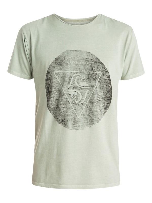 0 Inked Factor Premium Fit T-Shirt  EQYZT03528 Quiksilver