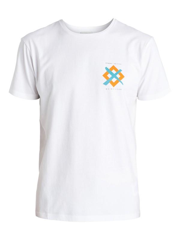 0 Happy Remix - T-shirt  EQYZT03557 Quiksilver