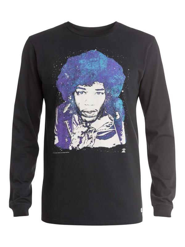 0 Hendrix - T-shirt  EQYZT03571 Quiksilver