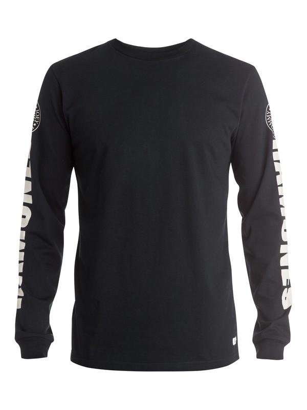0 Ramones Long Sleeve T-Shirt  EQYZT03572 Quiksilver