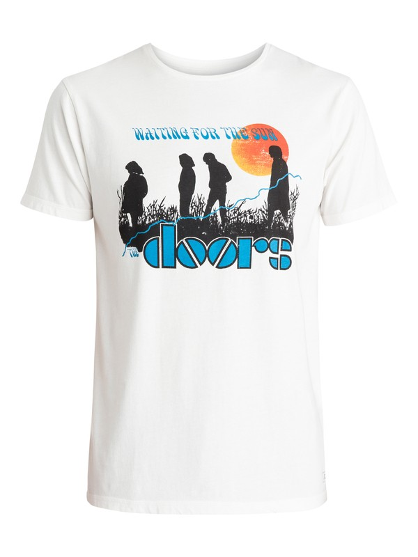 0 Waiting For The Sun T-Shirt  EQYZT03578 Quiksilver