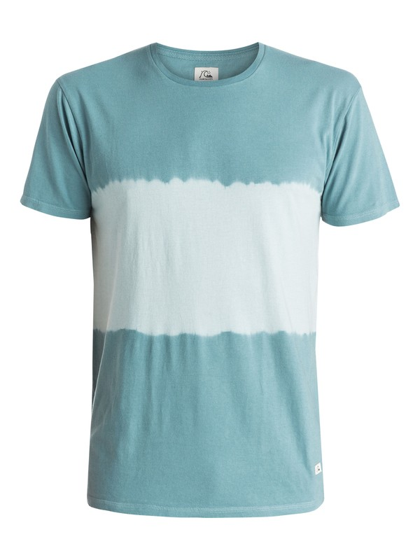 0 Dip In - Tee-shirt Bleu EQYZT03600 Quiksilver