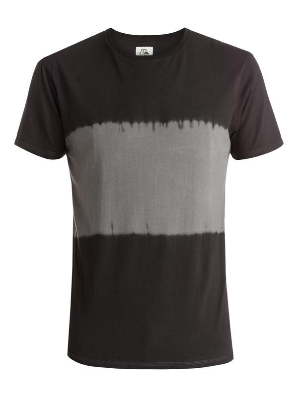 0 Dip In - Tee-shirt Noir EQYZT03600 Quiksilver