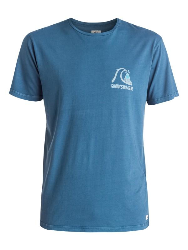 0 Garment Dyed Original - T-shirt  EQYZT03608 Quiksilver