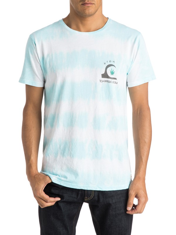 0 High Performance Premium Fit Tee  EQYZT03616 Quiksilver