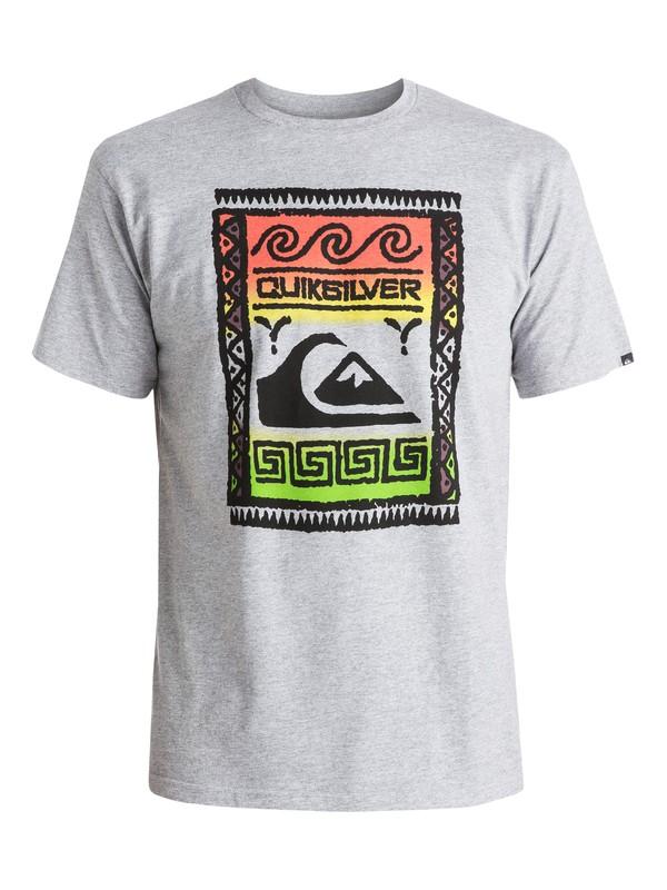 0 Classic Wallstreet - T-shirt  EQYZT03625 Quiksilver