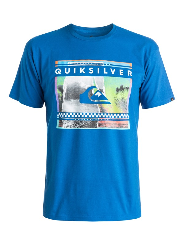 0 Classic Sprayed Out - T-shirt  EQYZT03628 Quiksilver