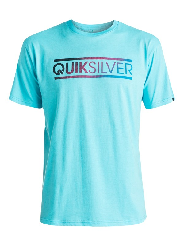 0 Classic Filled In - T-shirt  EQYZT03636 Quiksilver