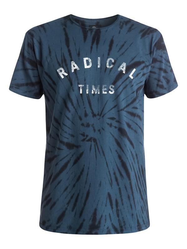 0 Radical Tie - T-shirt  EQYZT03644 Quiksilver