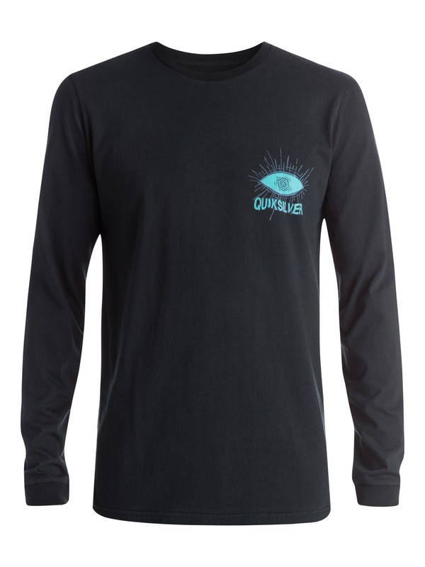 0 Dark Rituals Gateway - T-shirt manches longues  EQYZT03649 Quiksilver