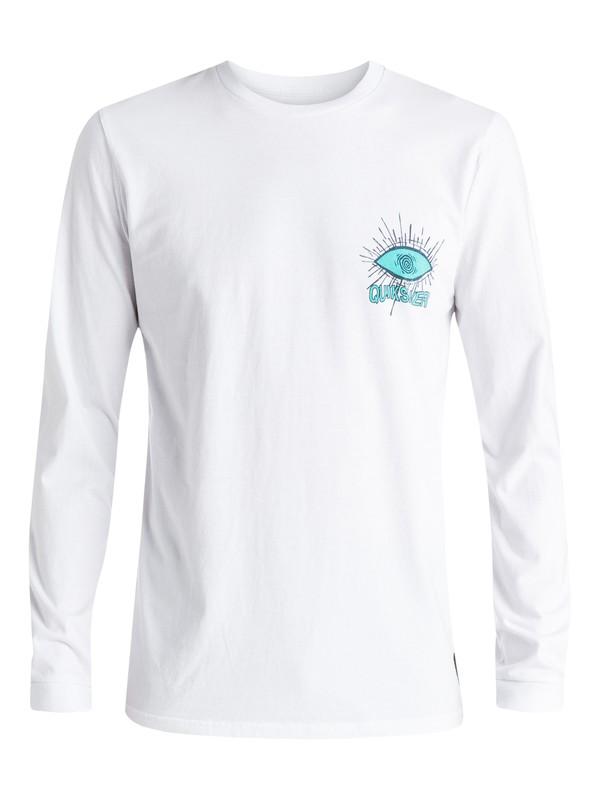 0 Dark Rituals Gateway - T-shirt manches longues Blanc EQYZT03649 Quiksilver