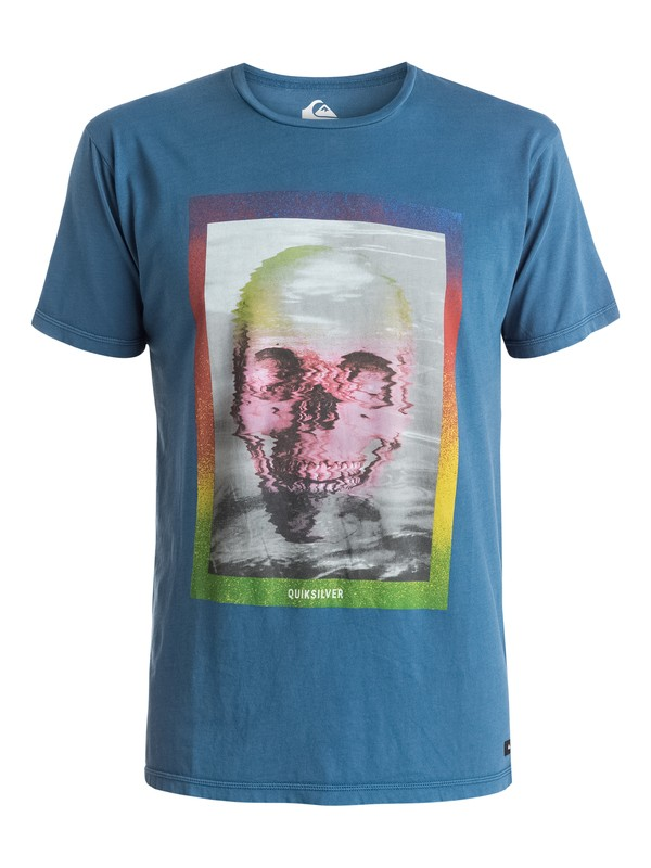 0 Skully Acid - T-shirt  EQYZT03658 Quiksilver