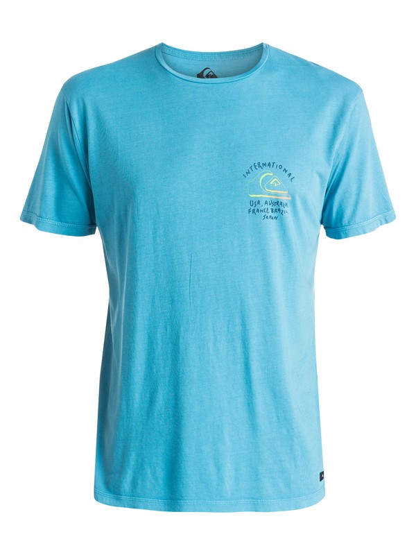 0 World Force - T-shirt  EQYZT03660 Quiksilver