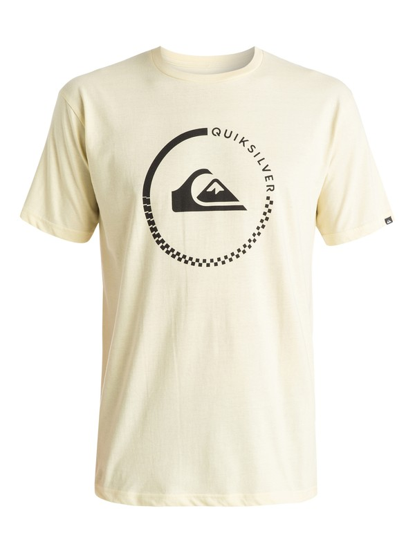 0 Classic Active Check - T-shirt  EQYZT03676 Quiksilver