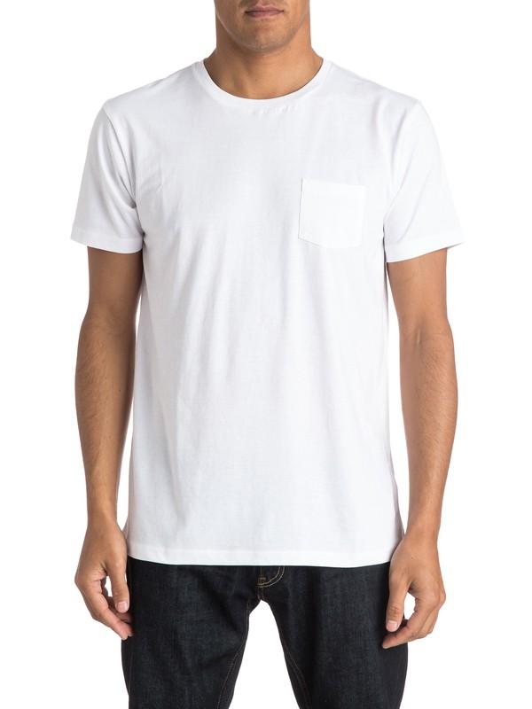 0 Michael Leon X Arkitip Adamson Wall T-Shirt  EQYZT03735 Quiksilver