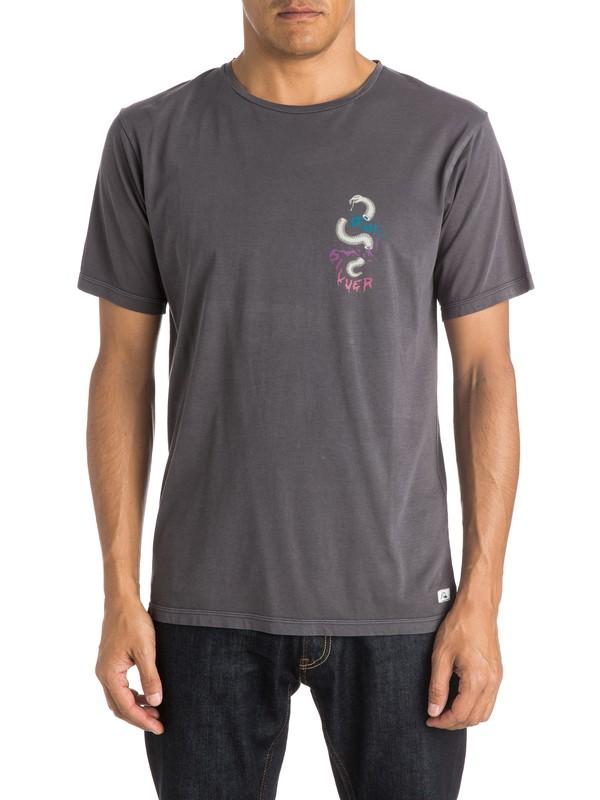 0 Slasher T-Shirt  EQYZT03798 Quiksilver