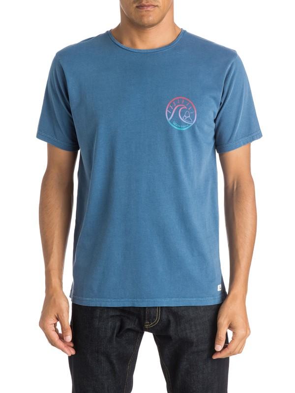 0 Rising T-Shirt  EQYZT03799 Quiksilver