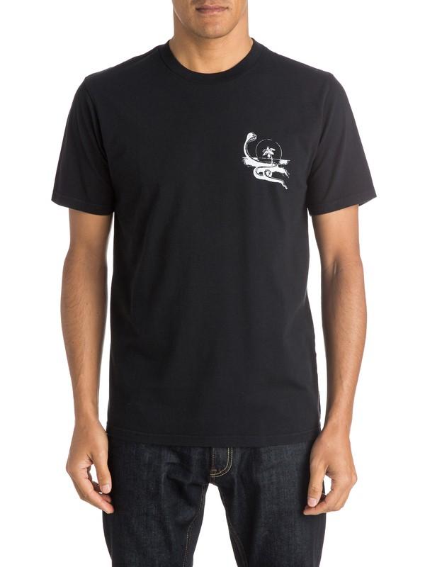 0 Serpent T-Shirt  EQYZT03816 Quiksilver