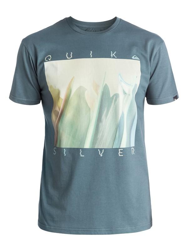 0 Classic Mug Shot - Tee-Shirt  EQYZT03909 Quiksilver