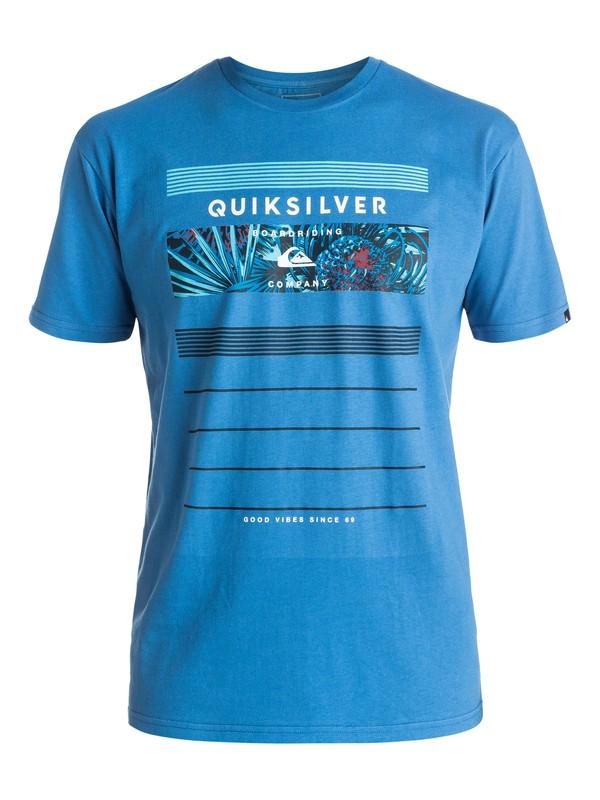 0 Classic Stringer - Tee-Shirt  EQYZT03924 Quiksilver