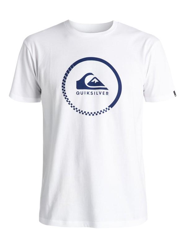 0 Classic Active Logo - Tee-Shirt  EQYZT03925 Quiksilver