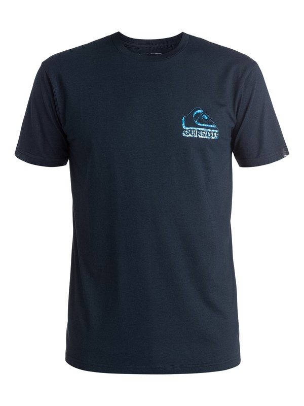 0 Classic All In - Tee-Shirt  EQYZT03926 Quiksilver