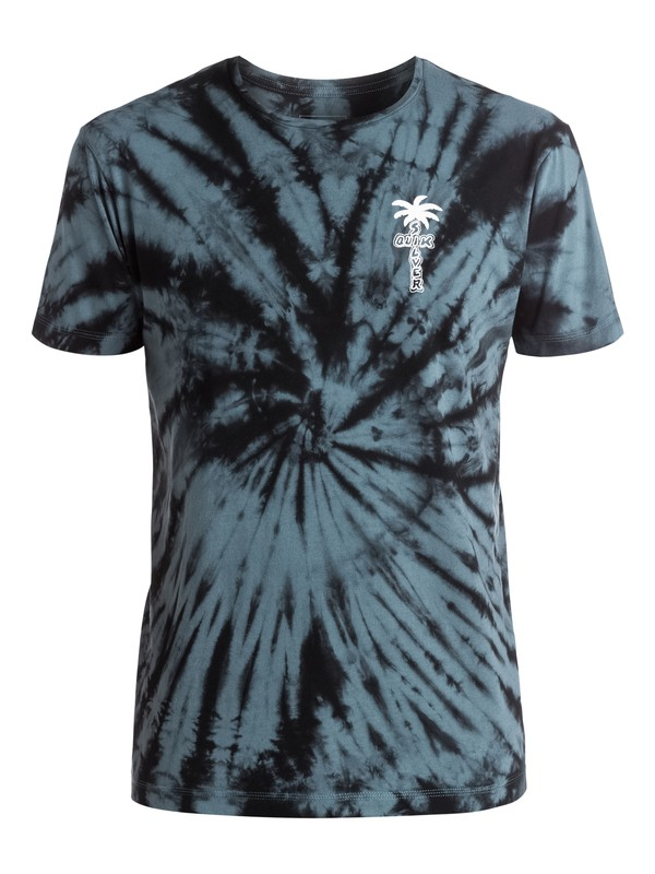 0 Specialty Boneyard - Tee-Shirt Noir EQYZT03940 Quiksilver