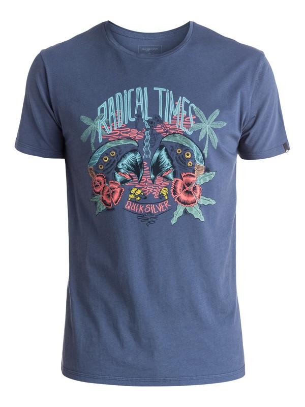 0 Psyco Perro - Tee-Shirt  EQYZT03942 Quiksilver