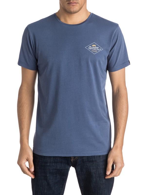 0 Volcano - Tee-Shirt  EQYZT03944 Quiksilver