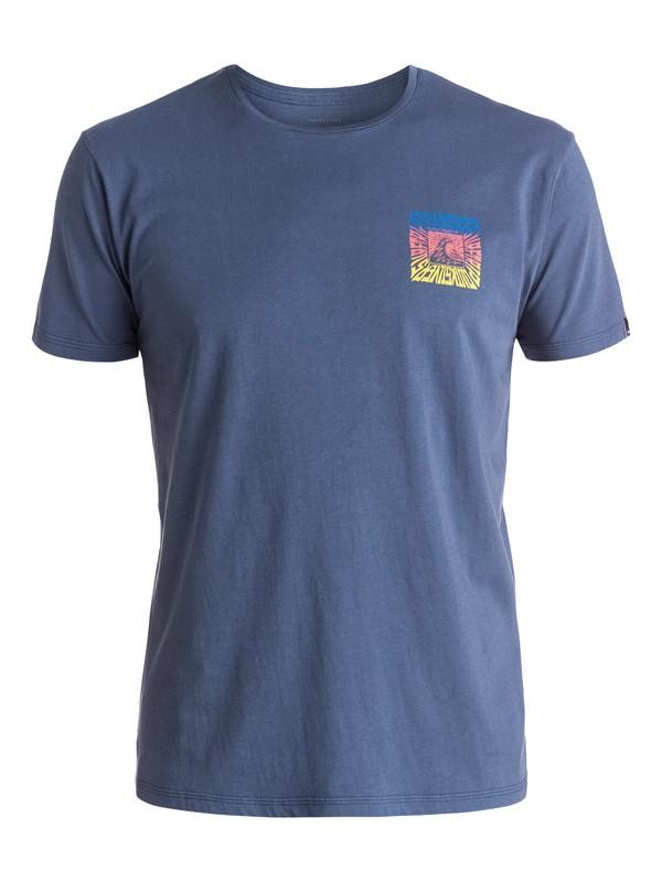 0 Zulu Acid - Tee-Shirt  EQYZT03946 Quiksilver
