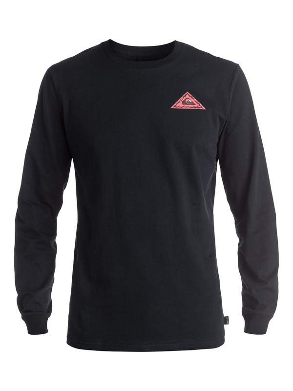 0 PM Born Bad - Tee-Shirt à manches longues  EQYZT03951 Quiksilver