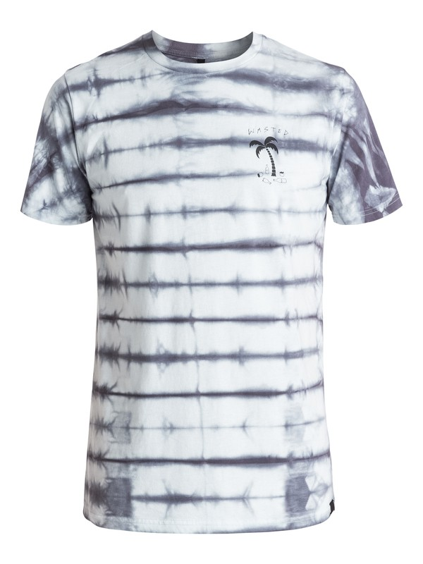 0 Wasting Time - Tee-Shirt  EQYZT03957 Quiksilver