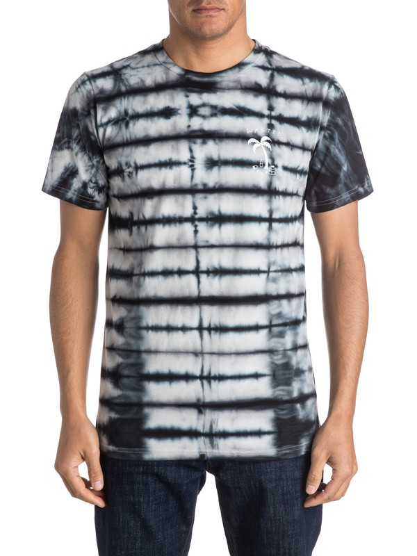 0 Wasting Time Tee  EQYZT03957 Quiksilver
