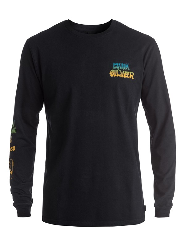0 AM Side Track - Tee-Shirt à manches longues  EQYZT03963 Quiksilver