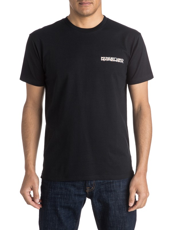 0 AM Peace Pipe Tee  EQYZT03969 Quiksilver